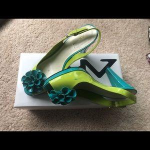 Anne Klein Two-tone Sandals